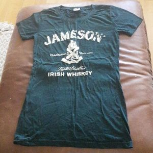 JAMESON SS FITTED TEE M
